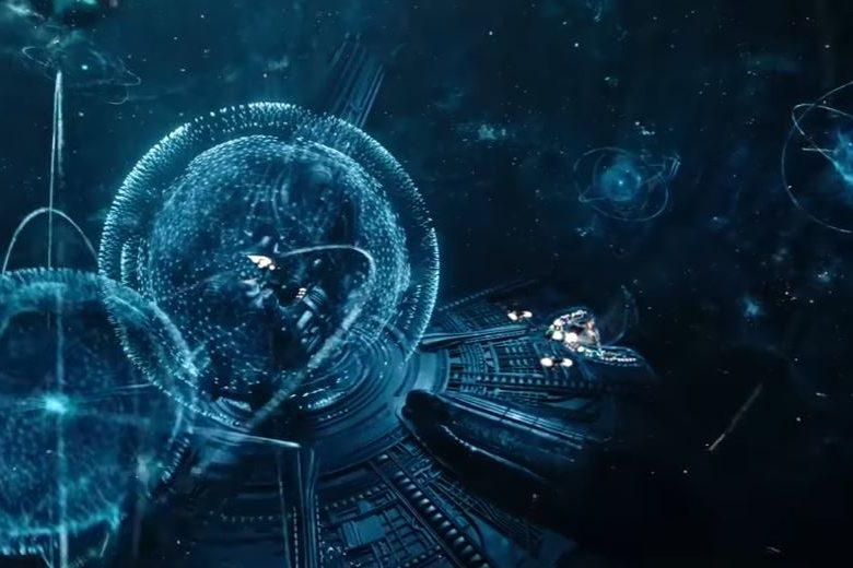 Размещен пролог фильма «Чужой: Завет» сРапас иФассбендером