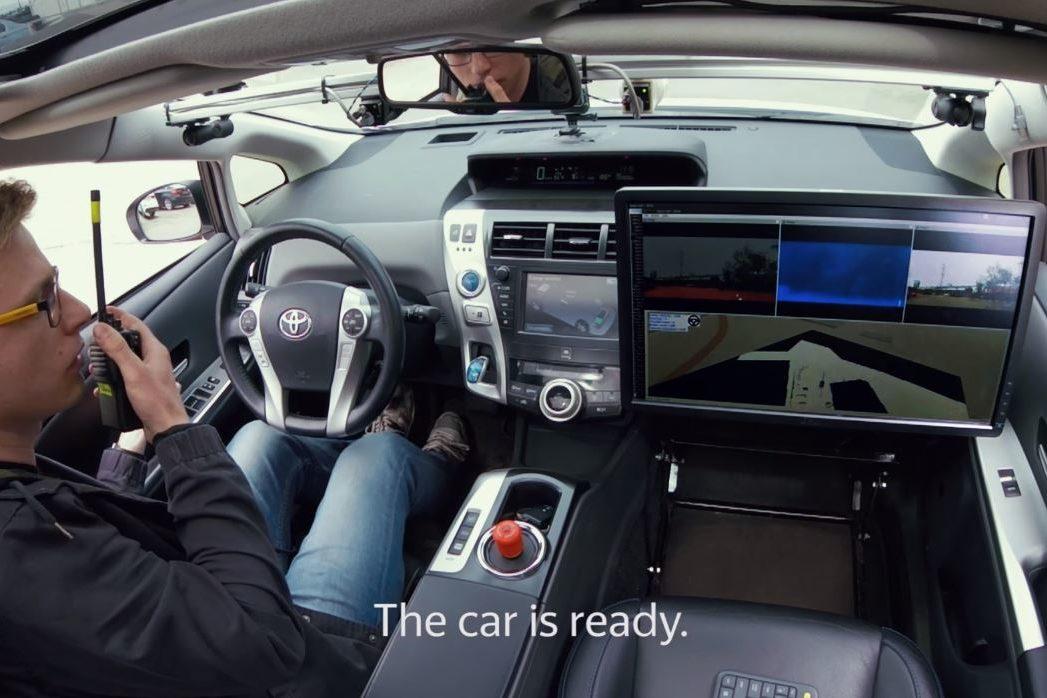 «Яндекс» впервый раз показал своё беспилотное такси