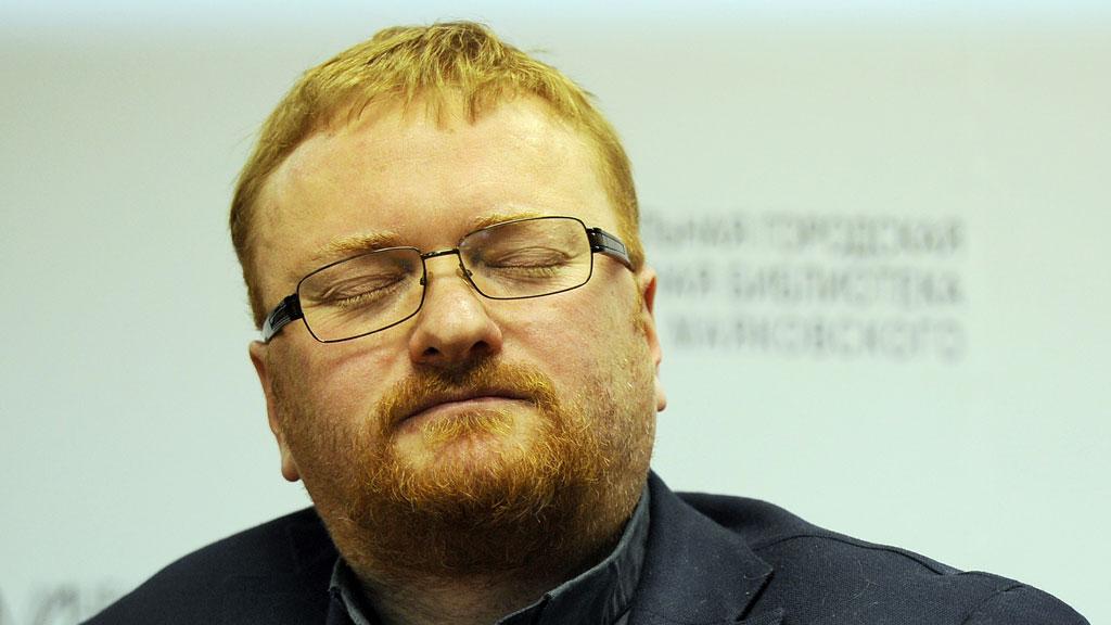 То, что доктор прописал: Милонов призвал продавать товары из секс-шопов по рецепту врача