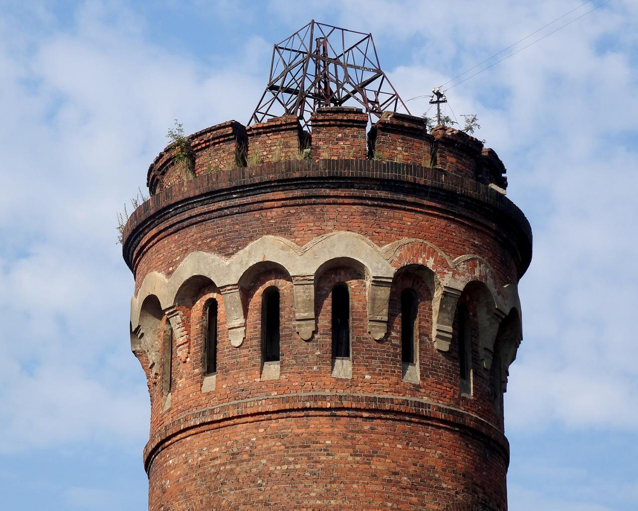 Водонапорные башни риста