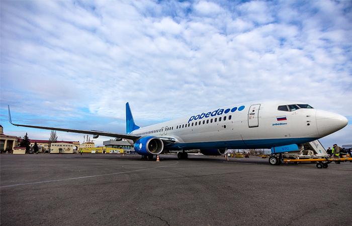 «Победа» запустит каждодневные рейсы между Москвой иПетербургом