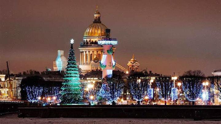 Новогодние празднества обойдутся Петербургу в95 млн руб.