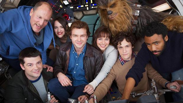 ВDisney поведали осюжете спин-оффа «Звездных войн»