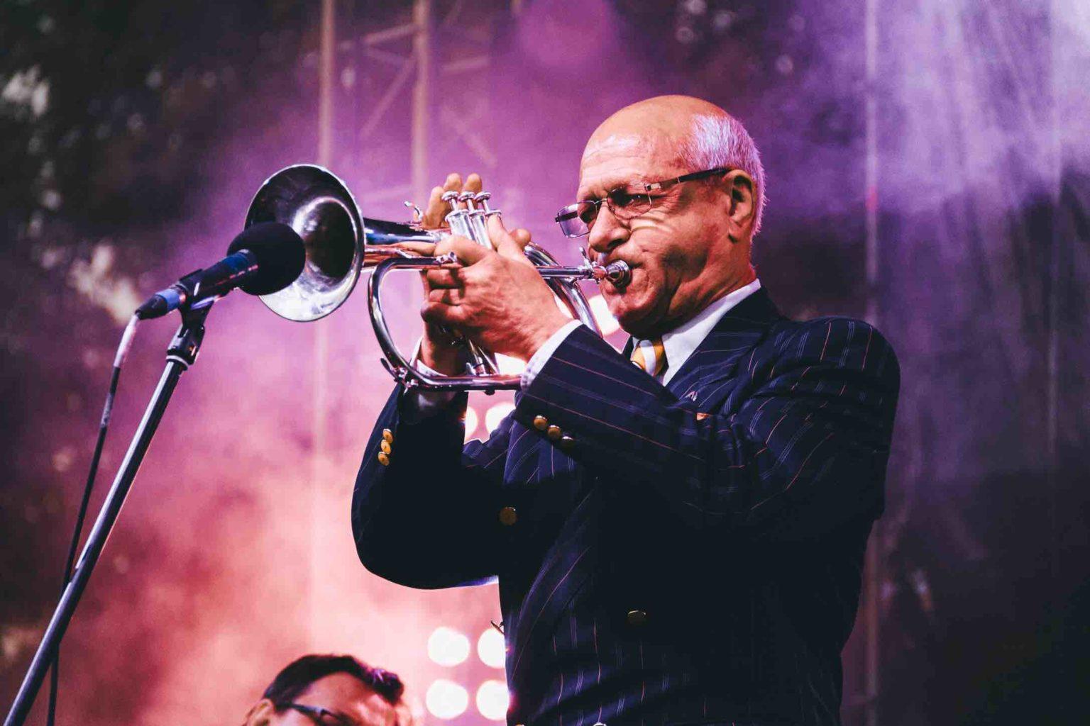 Гала-концерт мировых звёзд джаза