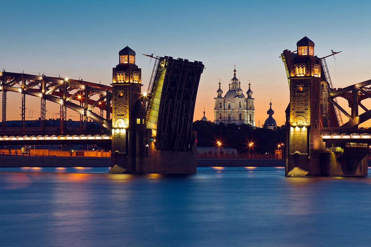 разводные мосты в мире фото знаем